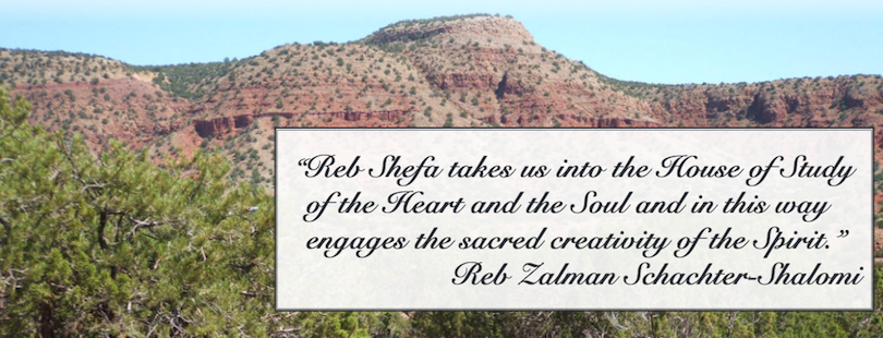 quote from Reb Zalman
